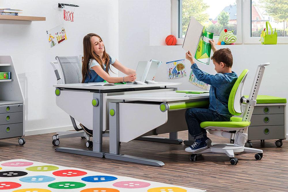 Παιδικά γραφεία Moll